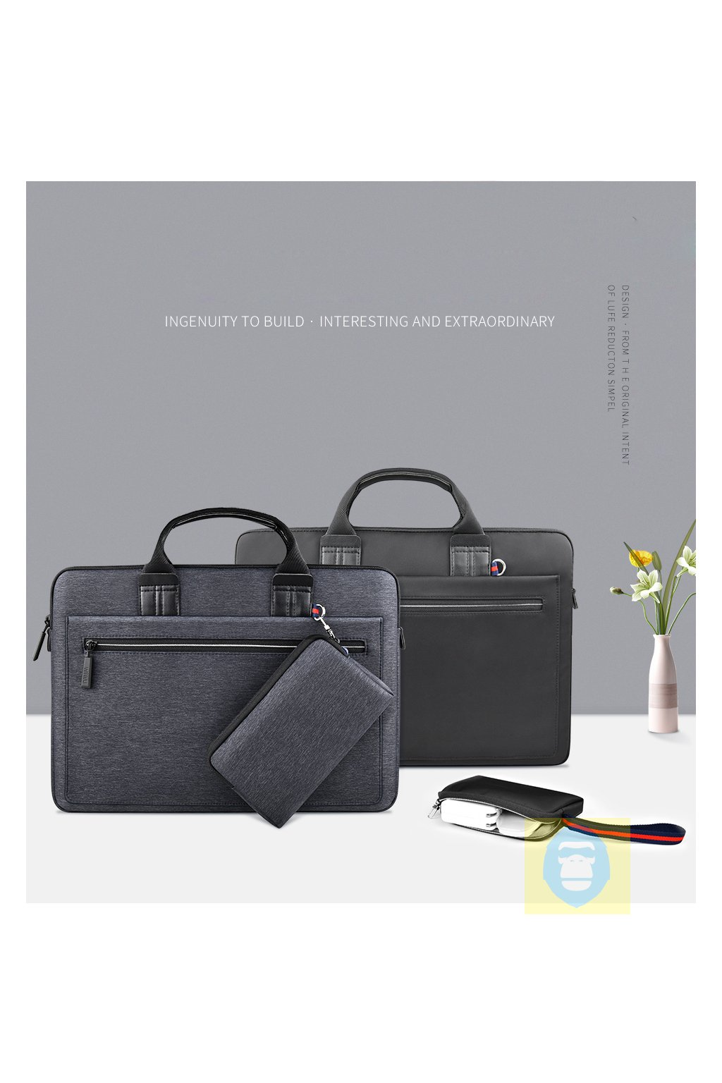 """WiWU Athena Handbag Taška na notebook 15,6"""""""