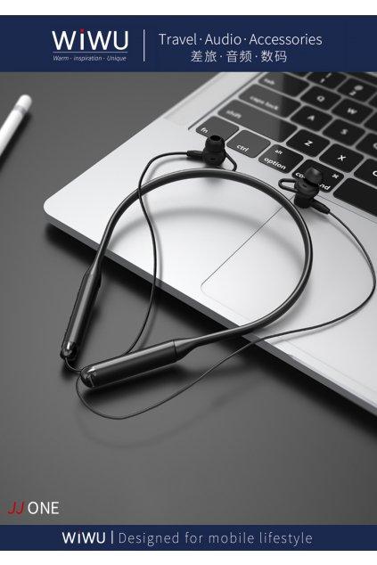 WiWU Bezdrátová sluchátka s redukcí okolních zvuků JJ ONE