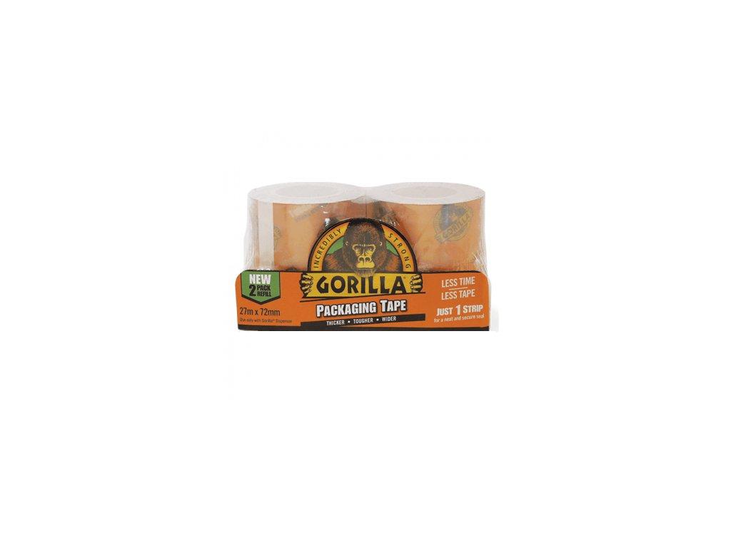 gorilla packaging tape 2packrollrefill