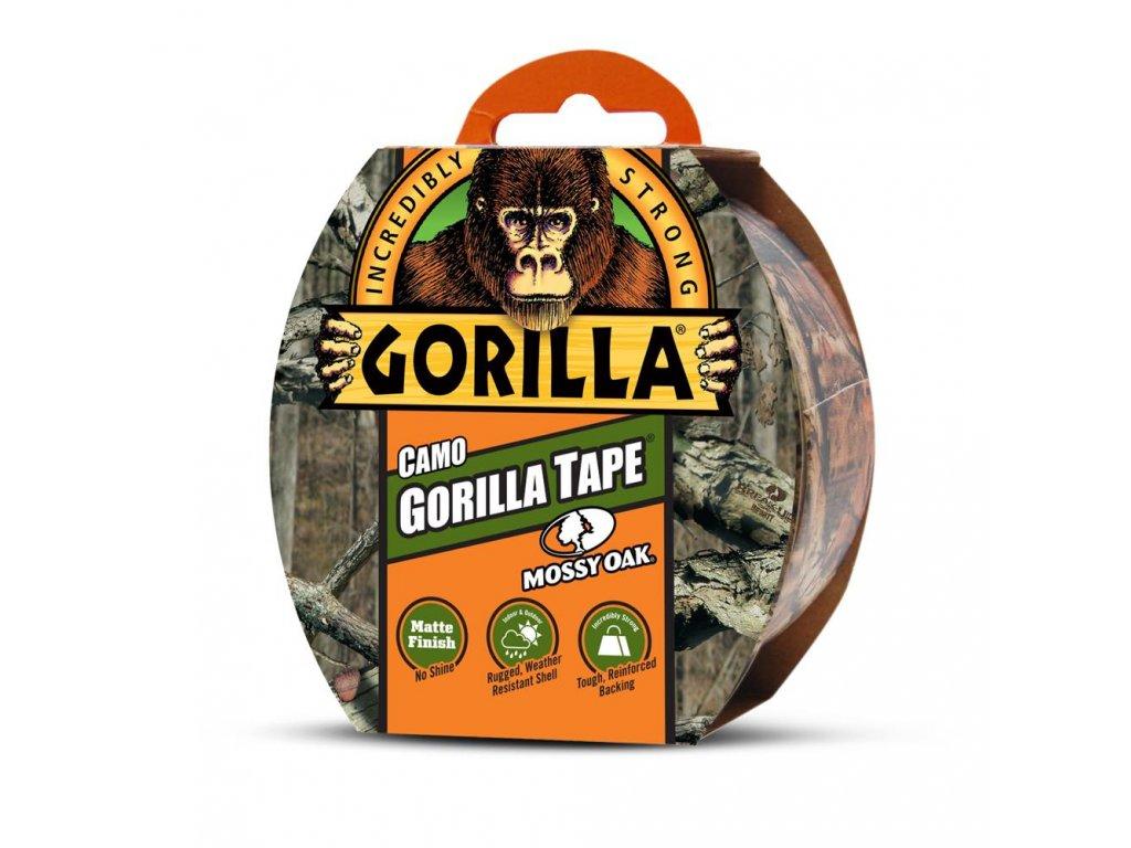 Gorilla Tape 48mm x 8,2m, lepicí páska Camo