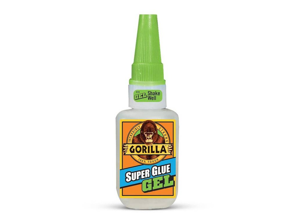 Gorilla Super Glue GEL 15g lepidlo