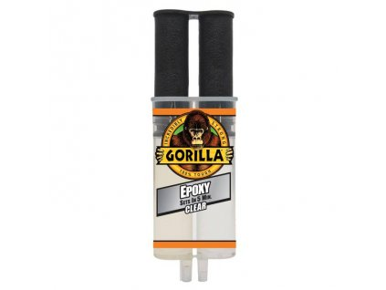 Gorilla Epoxy Clear 25ml lepidlo