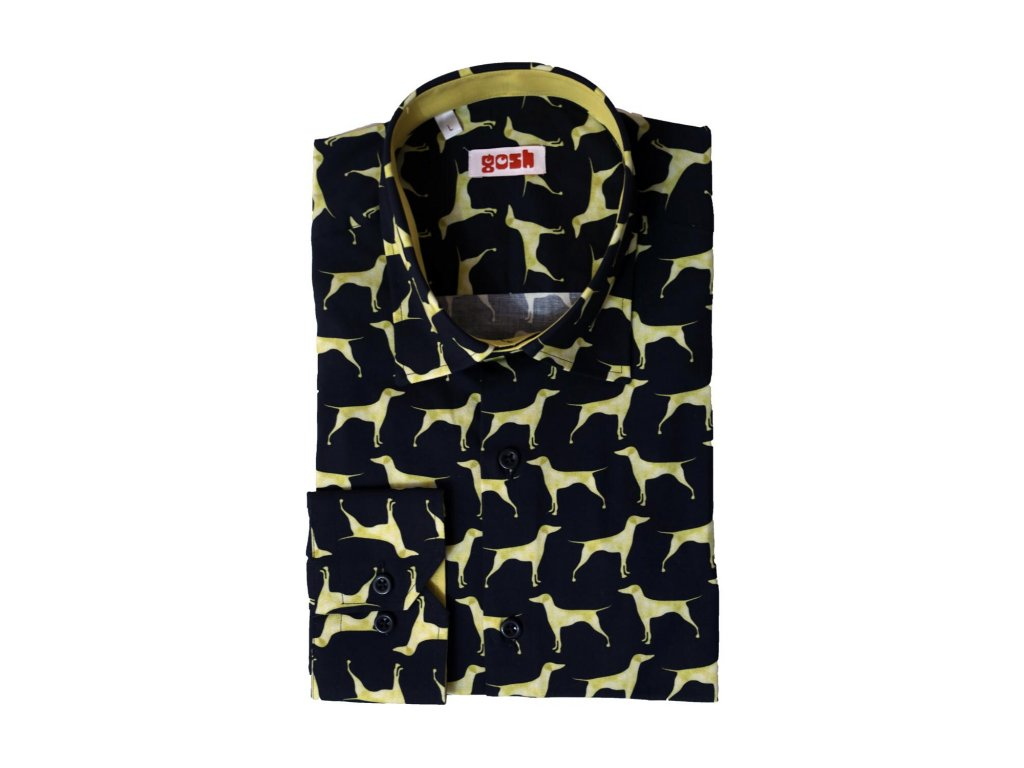košile psi