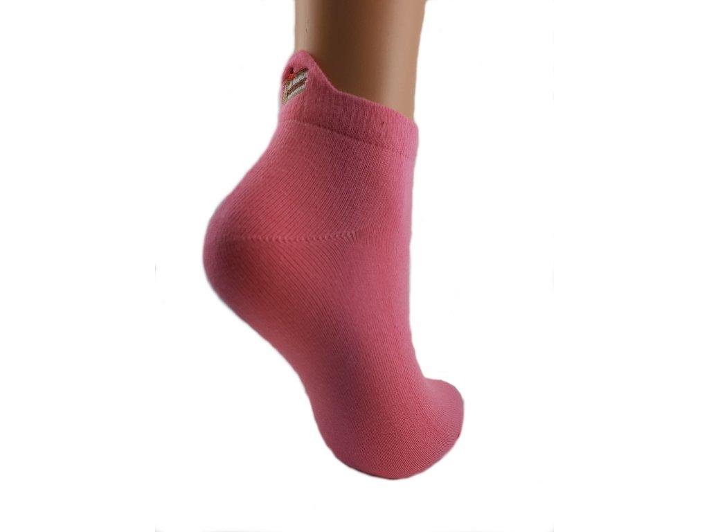 Ponožky nízké dort
