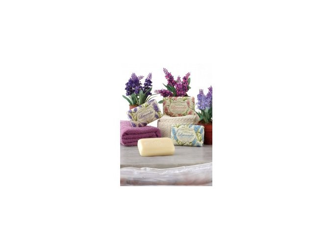 Yardley of London mýdla v dárkovém balení s vůní levandule