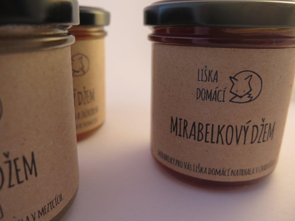 Liška Domácí  - Angreštový džem