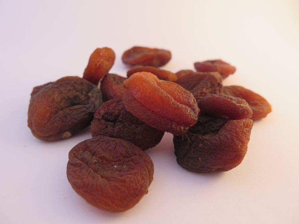 Meruňky nesířené  (B)