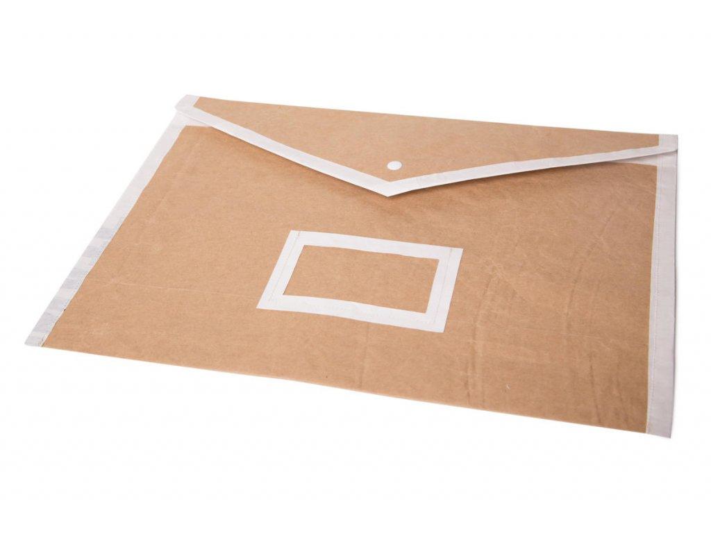 slozka papirova na dokumenty a4 bila bezobal 5 ks 06270 0001 bile samo w