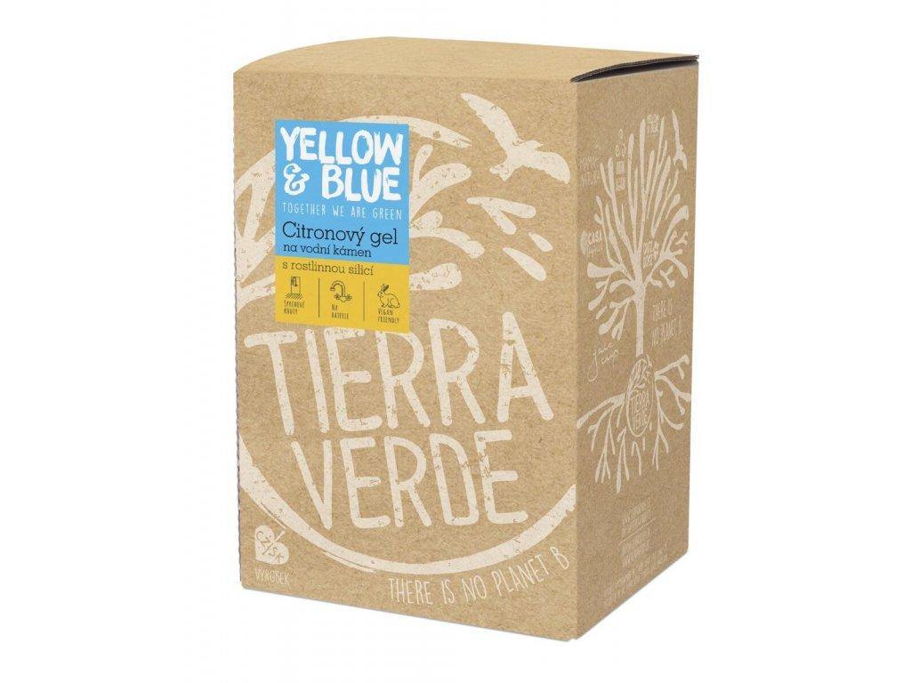 citronovy gel na vodni kamen bag in box 5 l 03750 0001 bile samo w