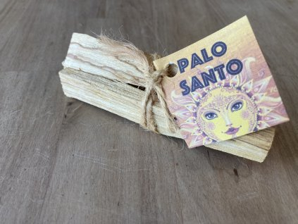Palo Santo 3-4 dřívka, 20g