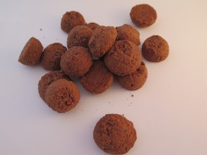 Bio čoko-kokosky s 60% hořkou čokoládou