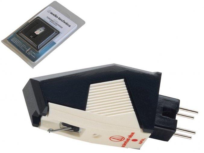 Gramofonova prenoska AT300P AT 300 P original Audio Technica konicky hrot a96516187 10699