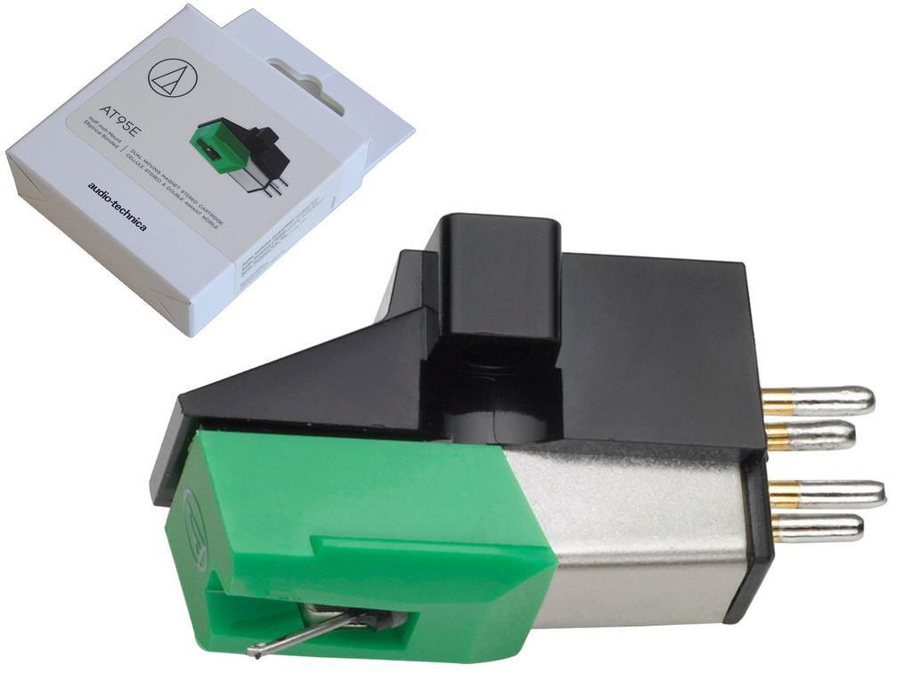 Audiotechnica Gramofonová přenoska Audio Technica AT95E BL