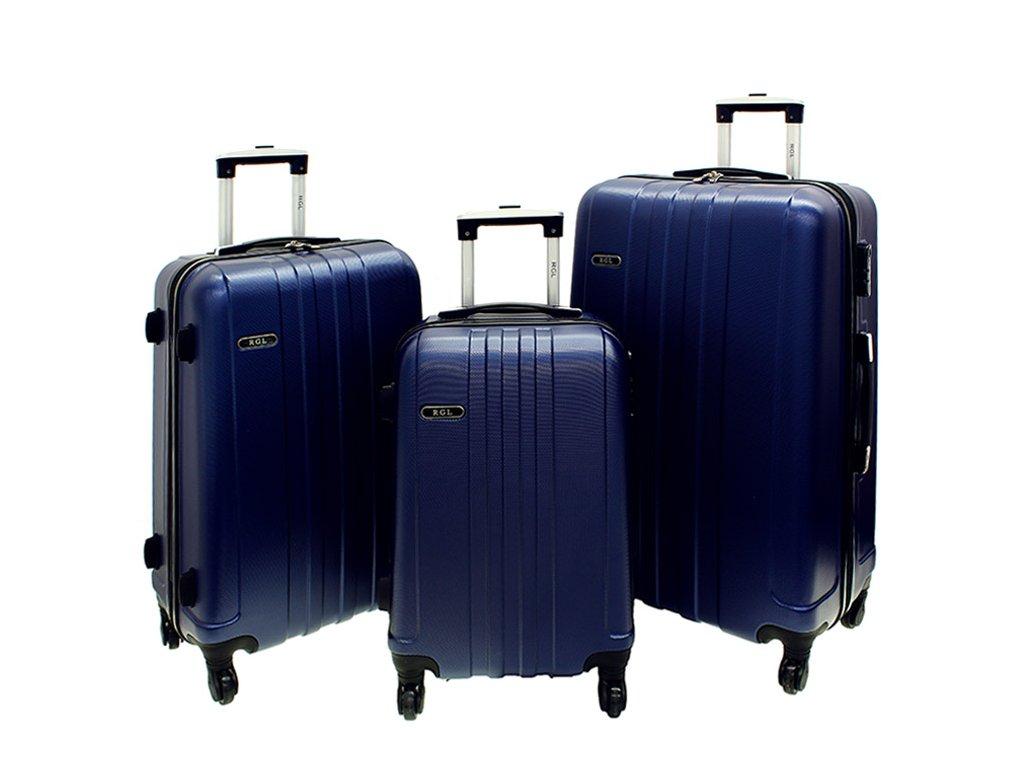 cestovni skorepinovy kufr na koleckach sada 3 ks 740 3 tmave modry