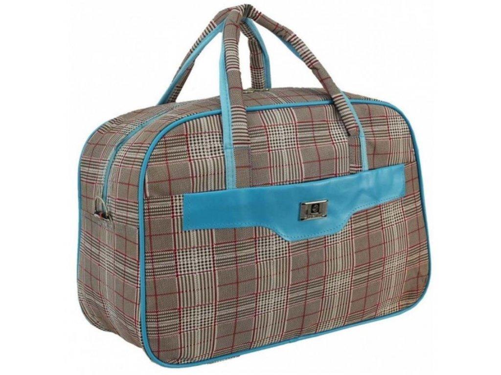 cestovni palubni zavazadlo do letadla WIZZAIR Ryanair 40x30x20 cm vzor 14