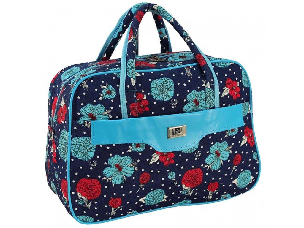 cestovni palubni zavazadlo do letadla WIZZAIR Ryanair 40x30x20 cm vzor 28