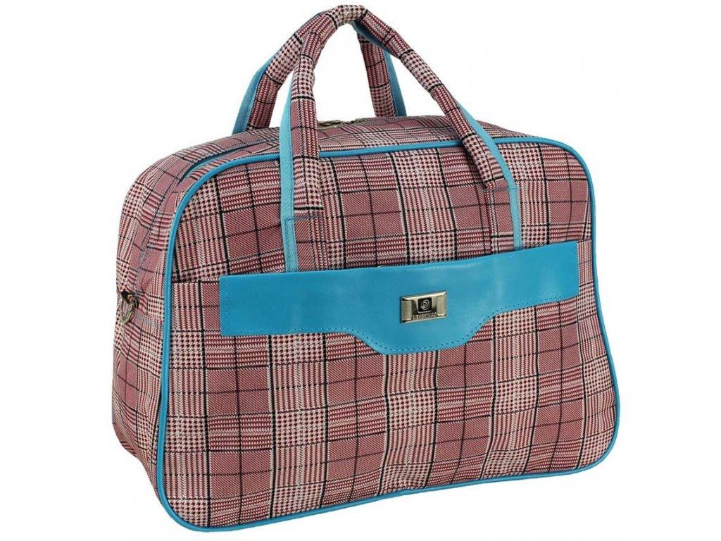 cestovni palubni zavazadlo do letadla WIZZAIR Ryanair 40x30x20 cm vzor 29