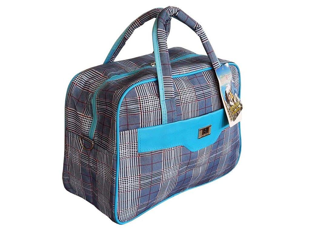 cestovni palubni zavazadlo do letadla WIZZAIR Ryanair 40x30x20 cm vzor 44