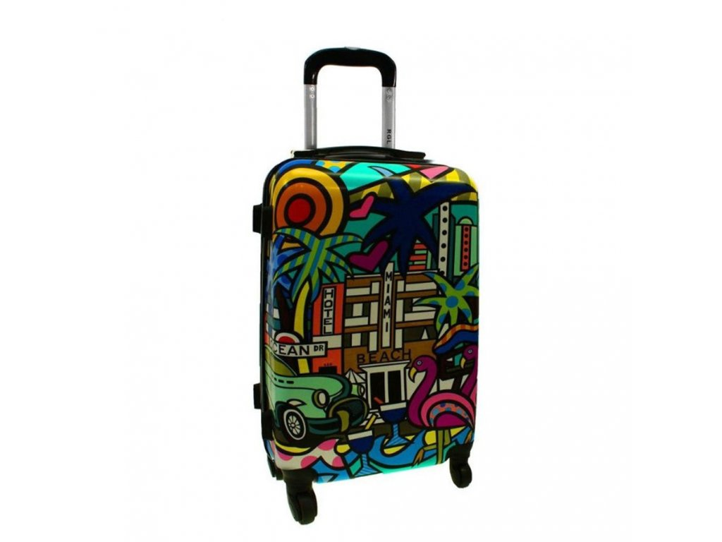 cestovni skorepinovy kufr picasso strední