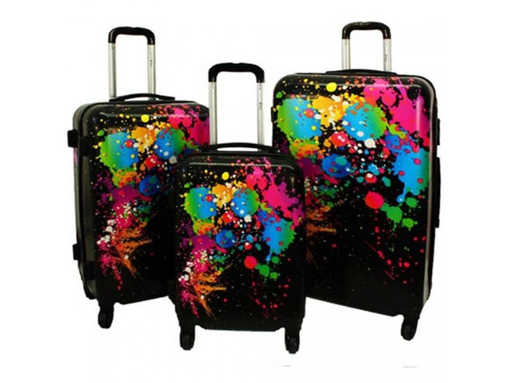 cestovni skorepinovy kufr kanky sada kufru