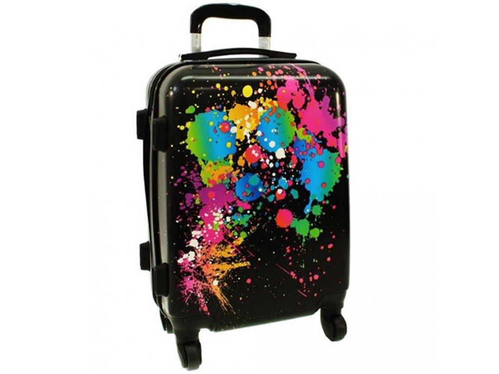 cestovni skorepinovy kufr kanky velky