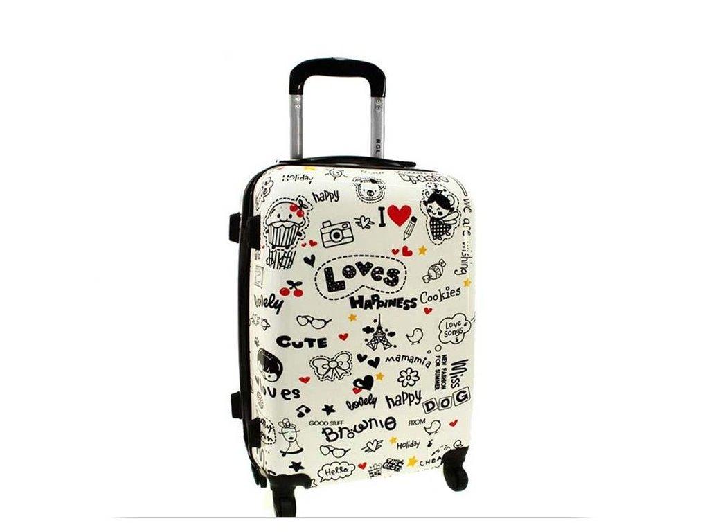 cestovni skorepinovy kufr 5188 loves stredni