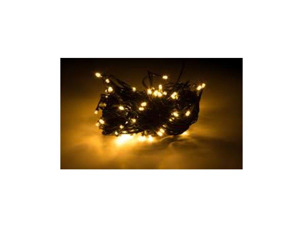 Vánoční osvětlení warm white