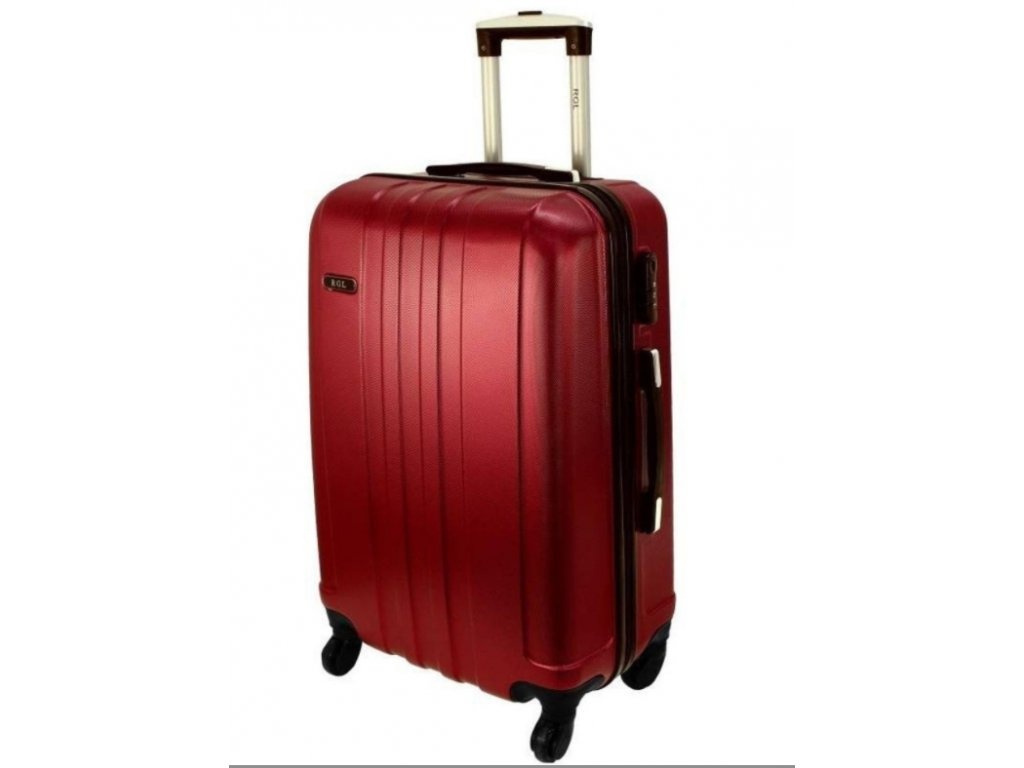 kufr 740 bordo 1