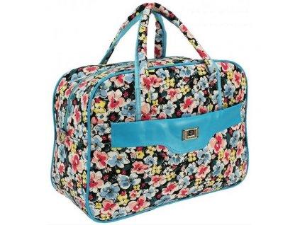 cestovni palubni zavazadlo do letadla WIZZAIR Ryanair 40x30x20 cm vzor 22