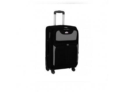 kufr latkovy s koleky sedy maly