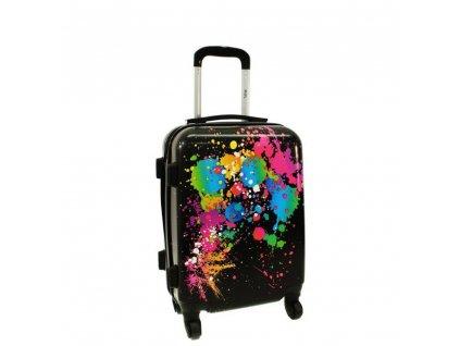 cestovni skorepinovy kufr kanky stredni