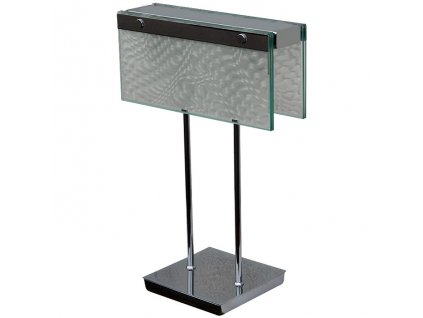 Lampa stolní Sambuca chrom