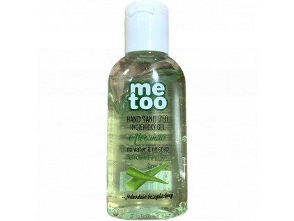 me too hygienicky gel aloe vera 50 ml