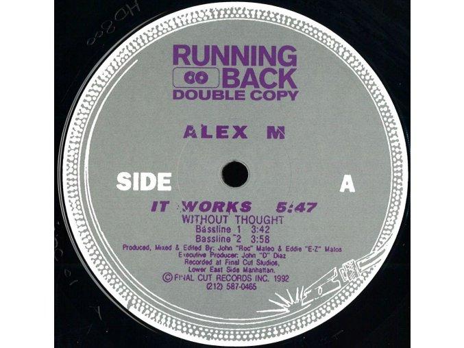 Alex M - It Works Ep