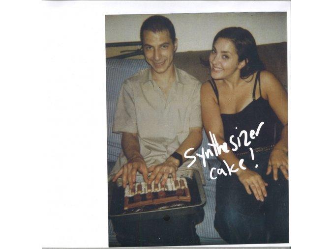 Levon Vincent - The Synthesizer Cake EP [novel sound]