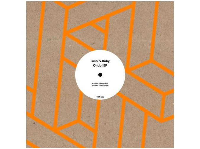 Livio & Roby – Ondul EP