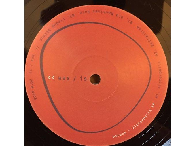 Phreax – Jitterballz EP