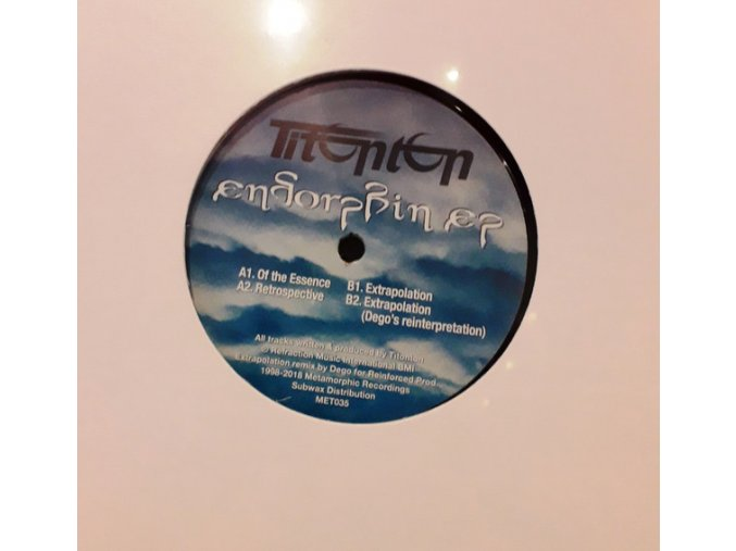 Titonton – Endorphin EP