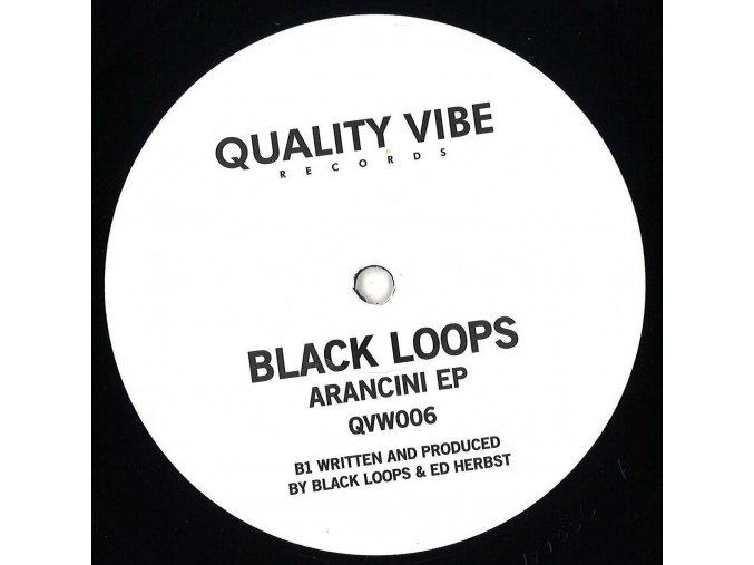 Black Loops - Arancini EP