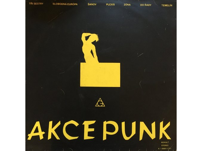 akce punk