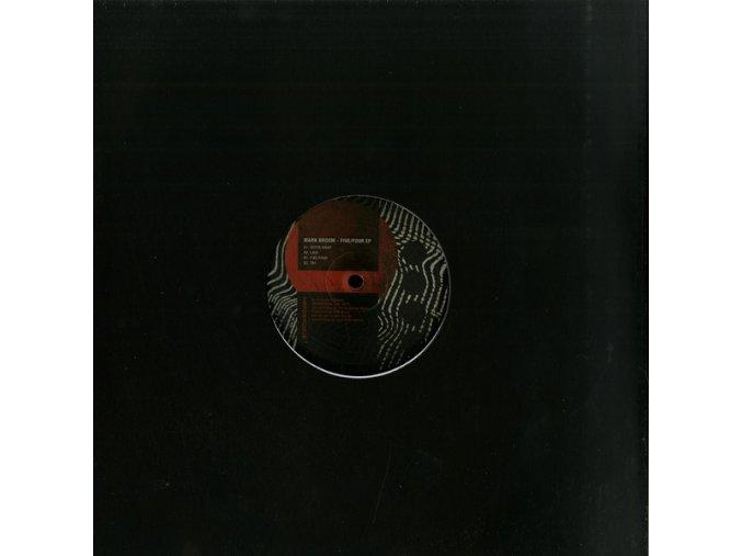 Mark Broom – Five/Four EP
