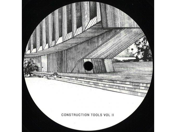 DJOKO, Priku, Traumer, Mihai Popoviciu – Construction Tools Vol II