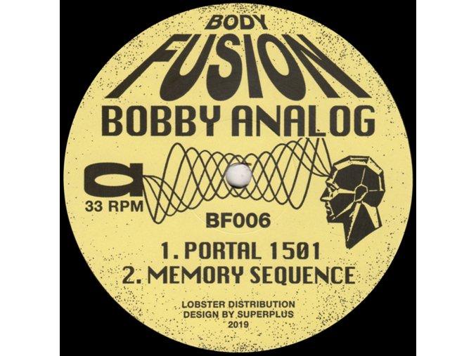 Bobby Analog - BF006