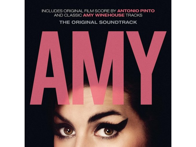 Amy Winehouse, Antonio Pinto – Amy (The Original Soundtrack)