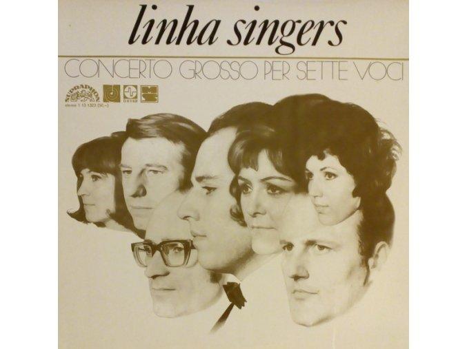 Linha Singers – Concerto Grosso Per Sette Voci