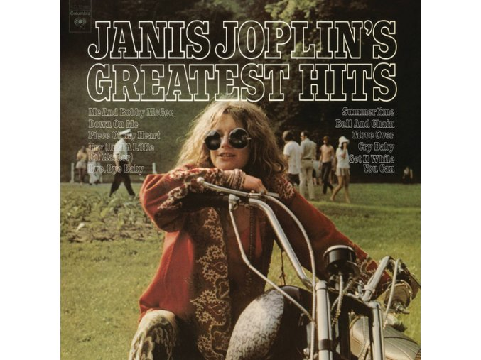 Janis Joplin's Greatest Hits (2018 Reissue)