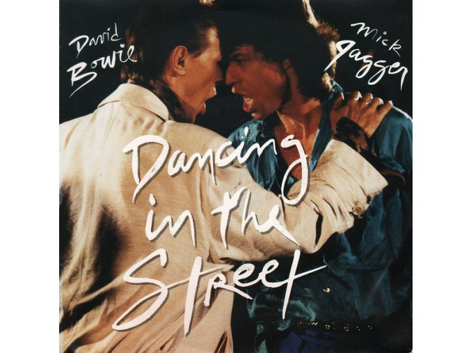 David Bowie And Mick Jagger – Dancing In The Street 7''