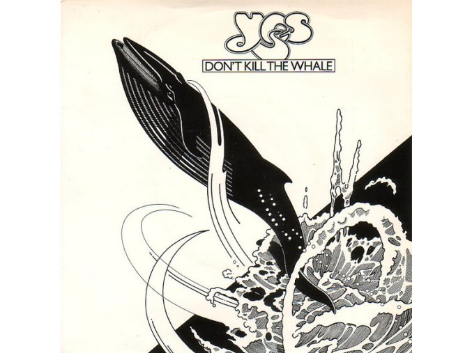 Yes – Don't Kill The Whale 7''