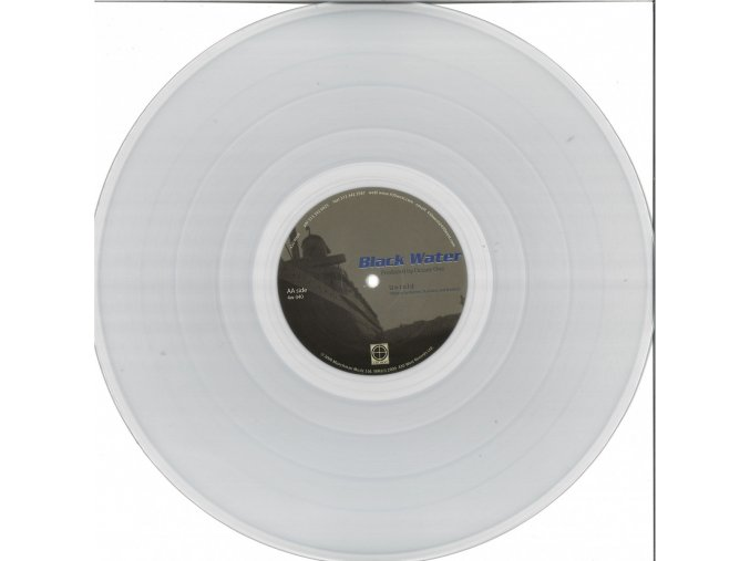Octave One - Black Water (Clear Vinyl Repress)