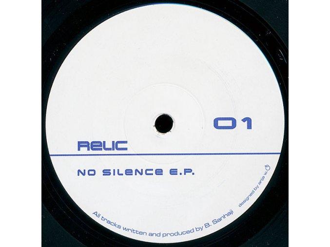 Relic – No Silence E.P.